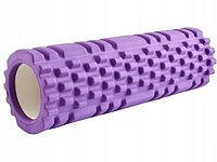 Массажный валик (ролик) для фитнеса