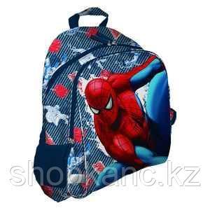 Школьный рюкзак, текстиль, размер 39х31х12 см