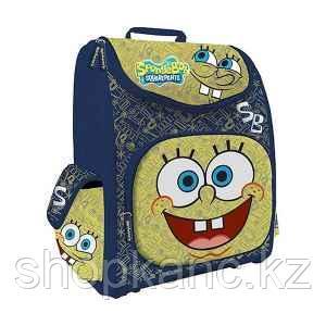 Школьный рюкзак ортопедический, текстиль, размер 35х31х14 см