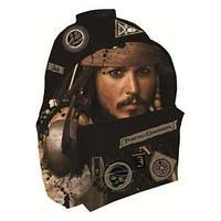 Школьный рюкзак, текстиль,  размер 36х25х12 см