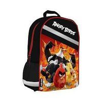 Школьный рюкзак, текстиль,  размер 40х30х16см