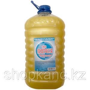 Универсальное моющее средство СИЛА ПРОГРЕССА, 5 л, Лимон.