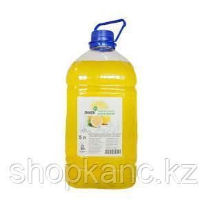 Универсальное моющее средство, 5 л, Сочный лимон.