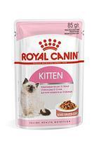 Royal Canin Kitten Instinctive Pork Free в соусе влажный корм для котят от 4-х месяцев и беременных кошек