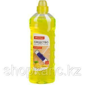 Средство для мытья полов, Лимон, 1 л.