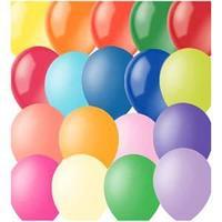 Воздушные шары, 100шт., M9/23см, Поиск, пастель+декоратор, ассорти