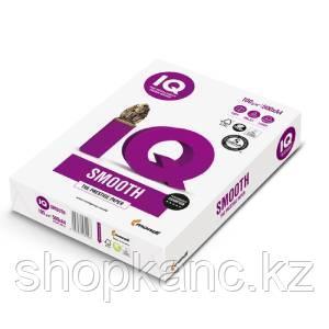 """Бумага """"IQ Selection Smooth"""", А4, 80 гр/м2, 500 л, КЛАСС """"А"""""""