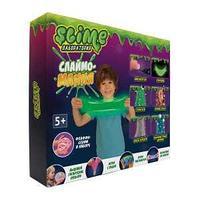 """Большой набор для создания слайма Slime """"Лаборатория"""", для мальчиков, 300г"""