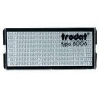 Дополнительная касса букв 6006 Trodat, серый