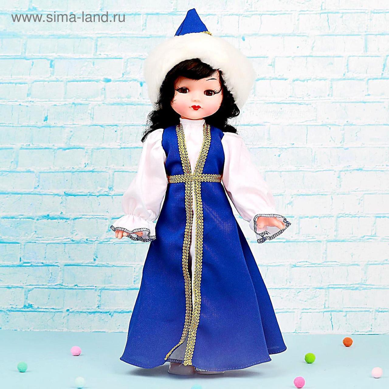 Кукла «Казашка», 45 см, цвета МИКС - фото 1