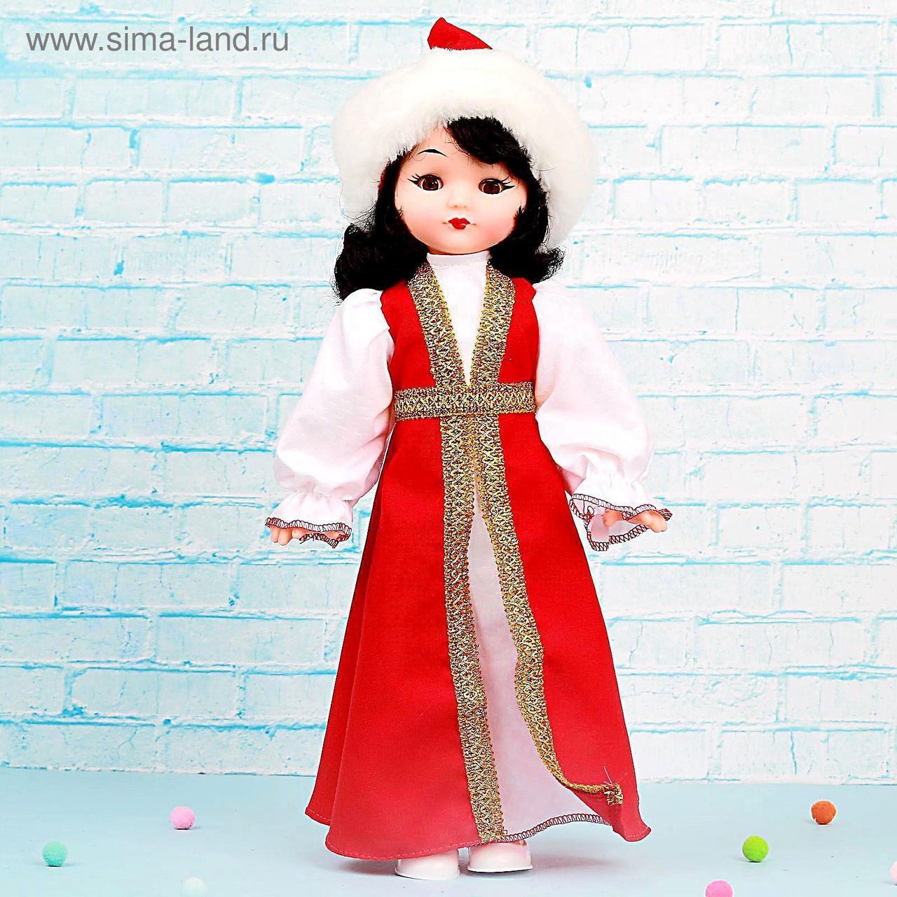 Кукла «Казашка», 45 см, цвета МИКС - фото 2
