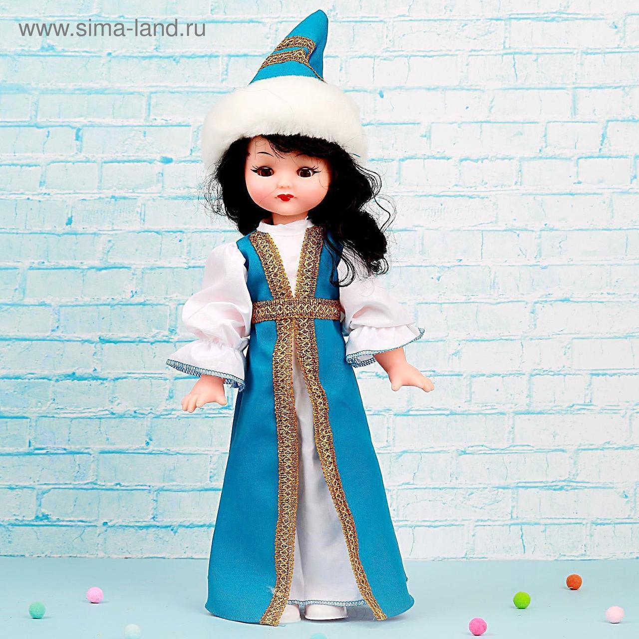 Кукла «Казашка», 45 см, цвета МИКС - фото 3