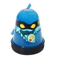"Слайм Slime ""Ninja"", синий, светится в темноте, 130г"