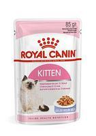 Royal Canin Kitten Instinctive в желе влажный корм для котят от 4-х месяцев и беременных кошек