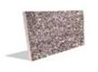 Плита из гранита крупнозернистого, цвет розоватый