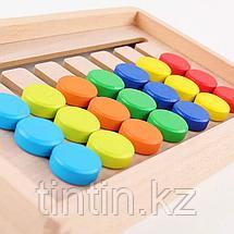 Логическая игра - Лабиринт 7 цветов, фото 3