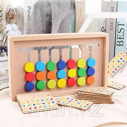 Логическая игра - Лабиринт 7 цветов, фото 2