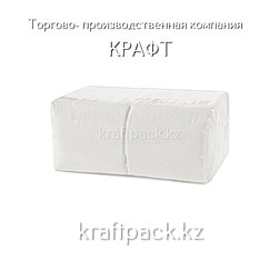 "Салфетки ""БигПак"" 24х24 Белые 1сл. ""Эконом"""