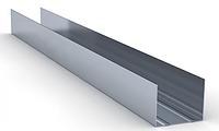 Профиль для ГКЛ ПН 75*40 (3м) 0,6мм