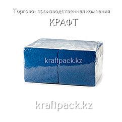 "Салфетки ""БигПак"" 24х24 Синие 1сл. (400шт/уп)"