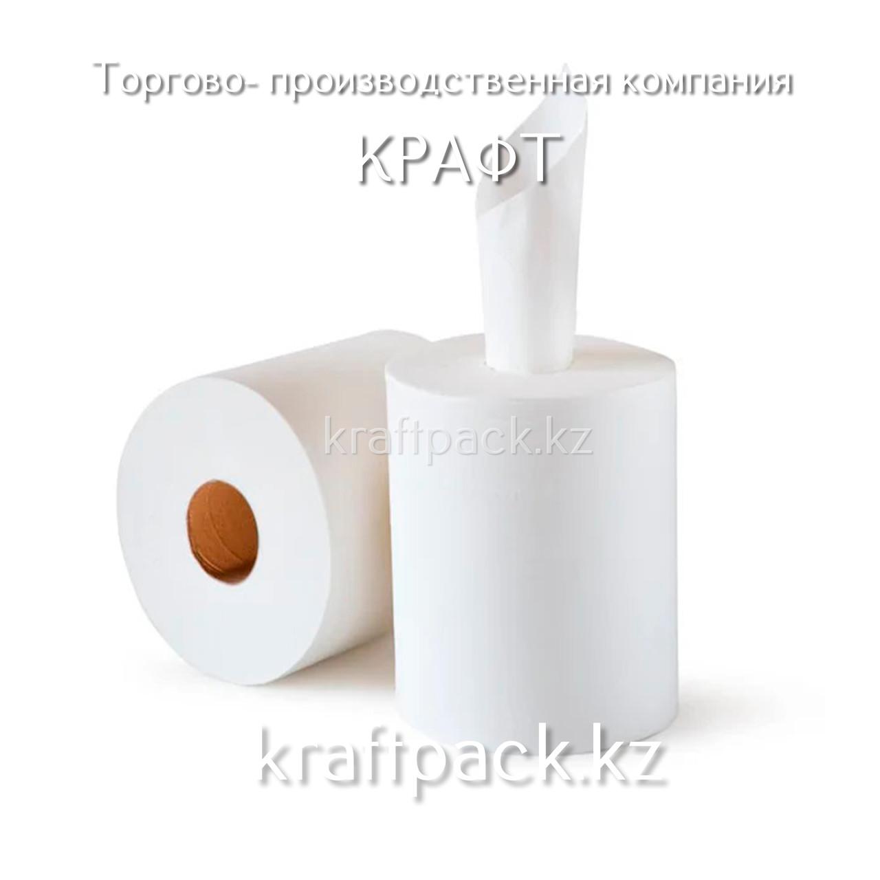 Полотенца с центр.вытяжкой 1-сл. (300метров/рул) Horeca