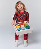 Кубики конструктор Happy Baby Funny Blocks, фото 4