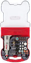 Гравер электрический (Бор машинка) Зубр с набором насадок в кейсе, 172 предмета