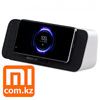 Портативная колонка с беспроводной зарядкой Xiaomi Mi Wireless Charger Bluetooth Speaker, Оригинал.