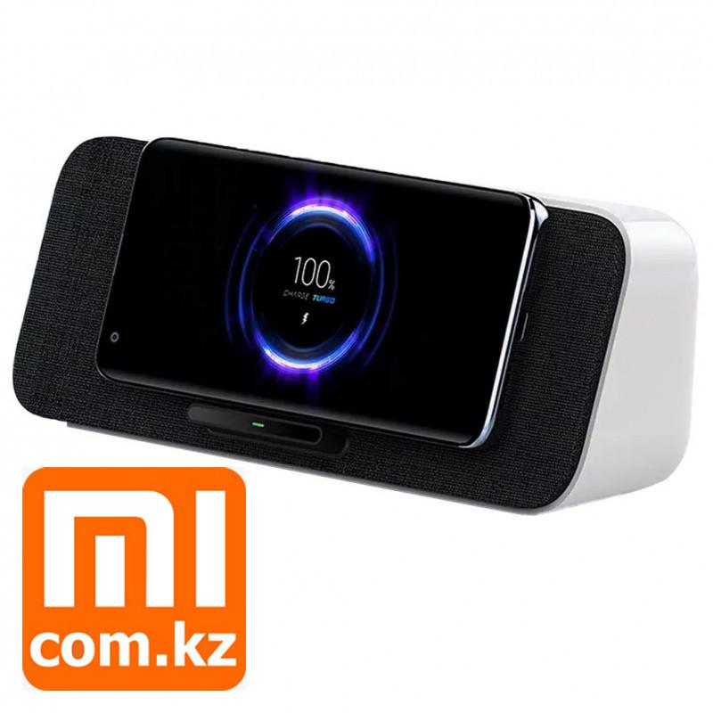 Портативная колонка с беспроводной зарядкой Xiaomi Mi Wireless Charger Bluetooth Speaker, Оригинал. Арт.6667 - фото 1