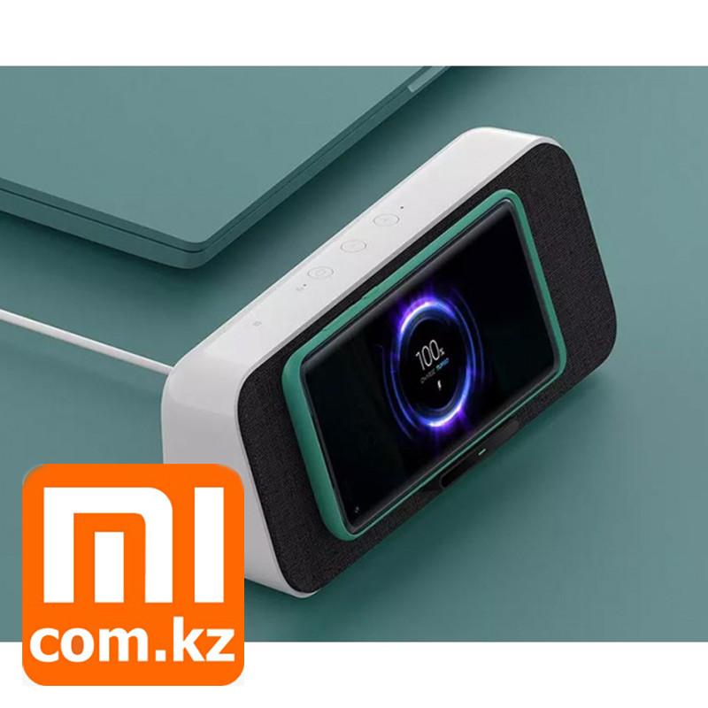 Портативная колонка с беспроводной зарядкой Xiaomi Mi Wireless Charger Bluetooth Speaker, Оригинал. Арт.6667 - фото 3
