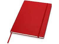 Классический деловой блокнот А4, красный