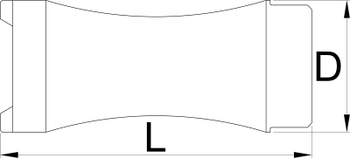 Переходник для метчиков BSA - 1697.2/4 UNIOR