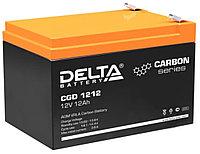 Карбоновый аккумулятор Delta CGD 1212  (12В, 12Ач), фото 1