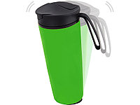 Термокружка Годс 470мл на присоске, зеленый