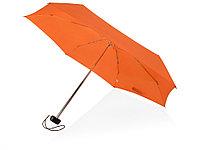 Зонт складной Stella, механический 18, оранжевый (Р)