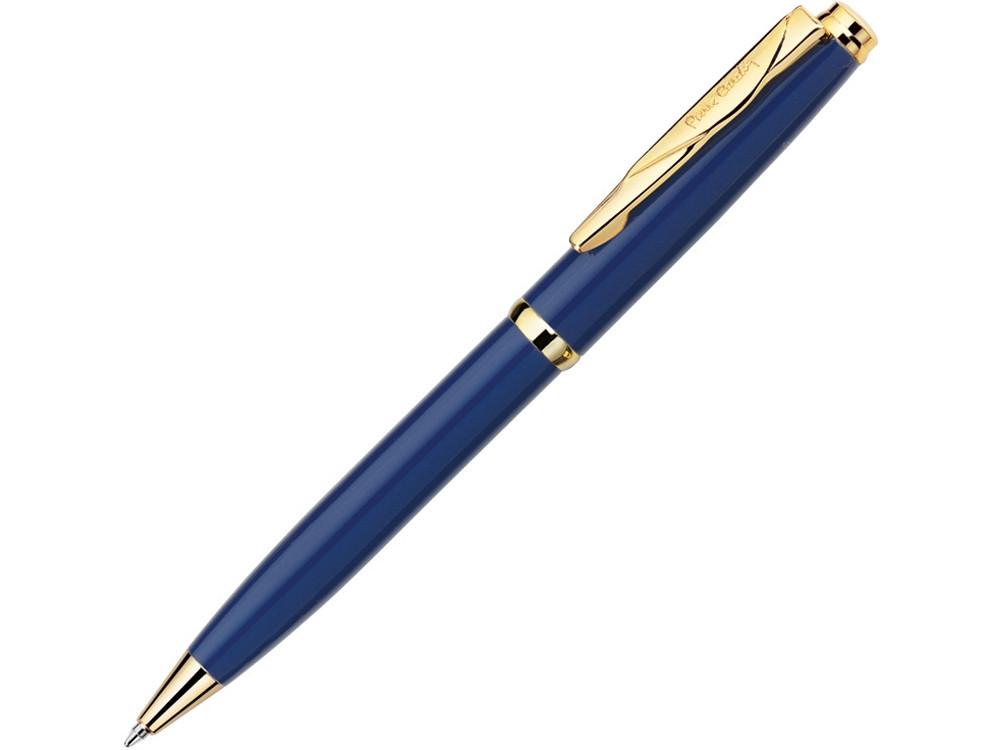 Ручка шариковая Gamme. Pierre Cardin, синий/золотистый - фото 1