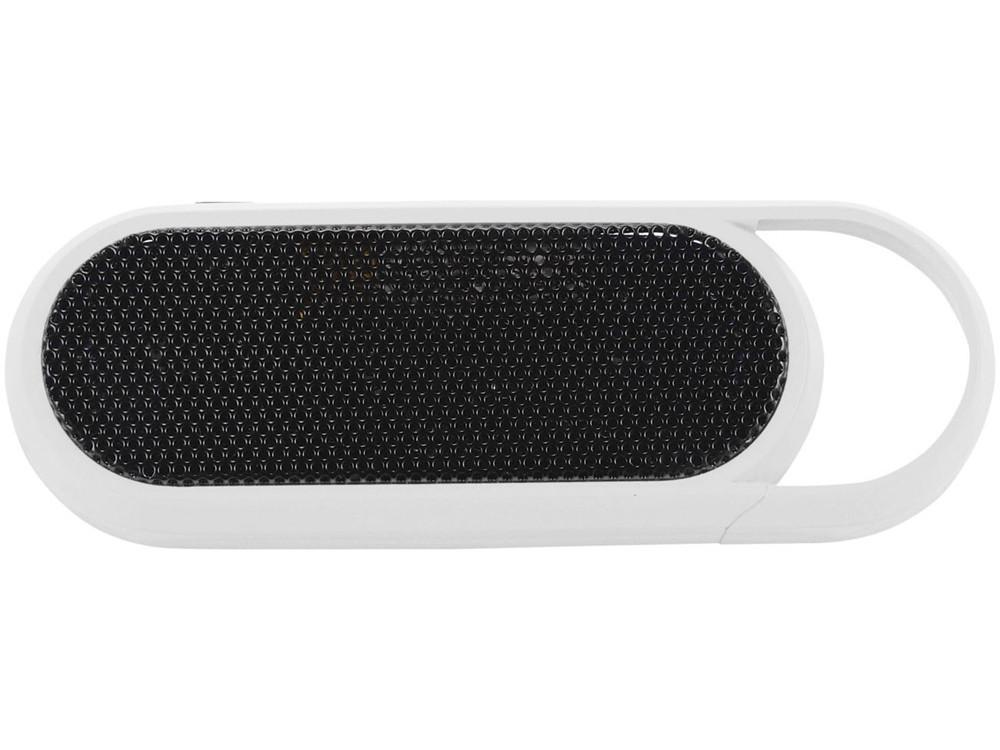 Портативная Bluetooth колонка, белый - фото 4