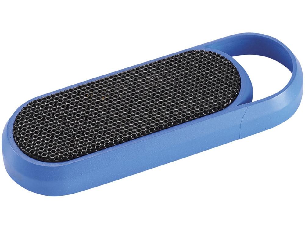 Портативная Bluetooth колонка, ярко-синий - фото 1