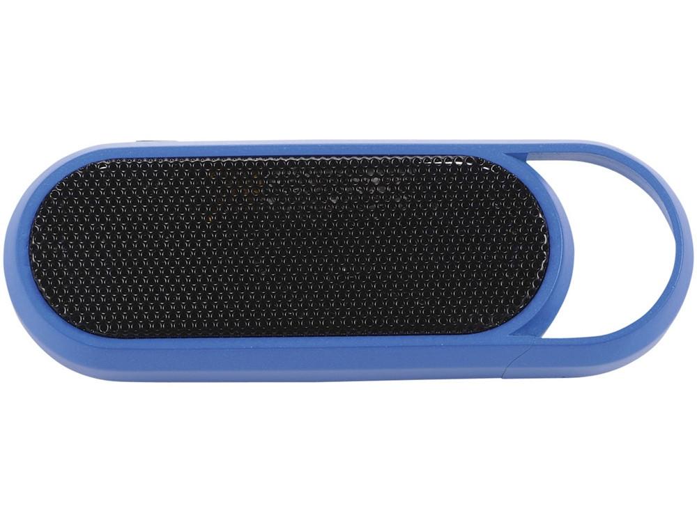 Портативная Bluetooth колонка, ярко-синий - фото 4