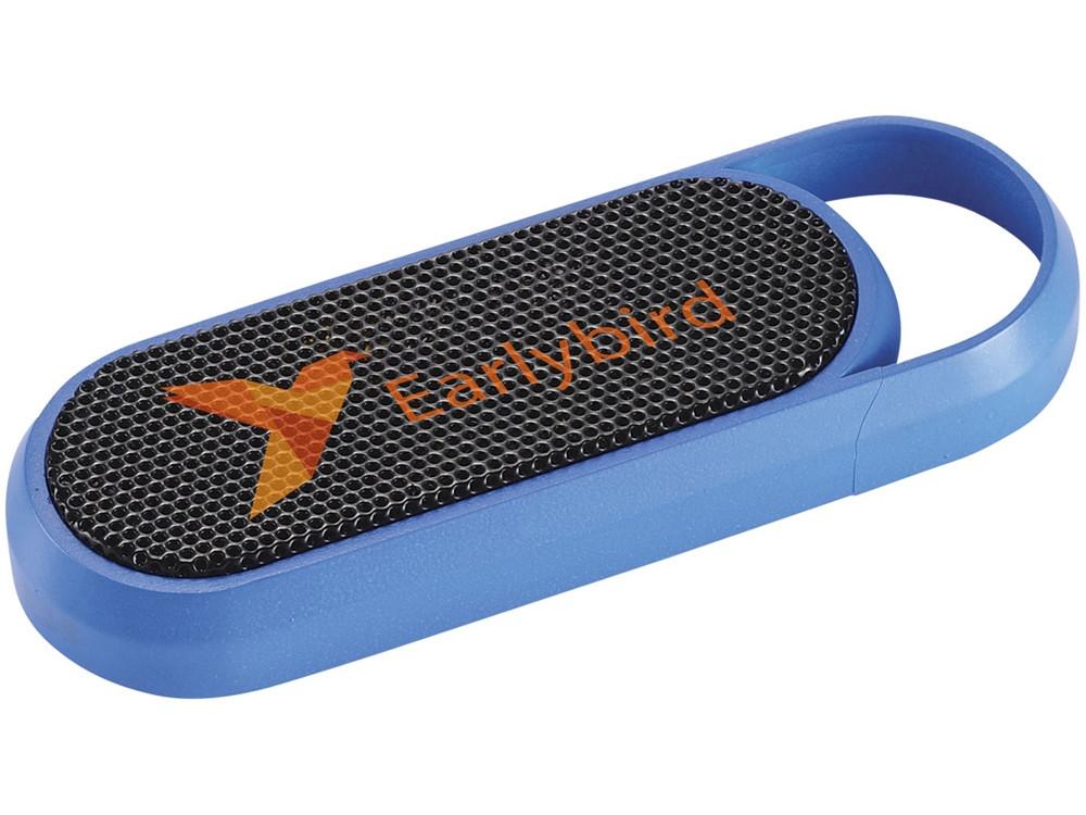 Портативная Bluetooth колонка, ярко-синий - фото 5