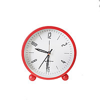 Часы-будильник металл. HL-4506 ассорти