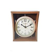 Часы-будильник металл. HL-2409 ассорти