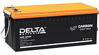 Карбоновый аккумулятор Delta CGD 12200 (12В, 200Ач), фото 1