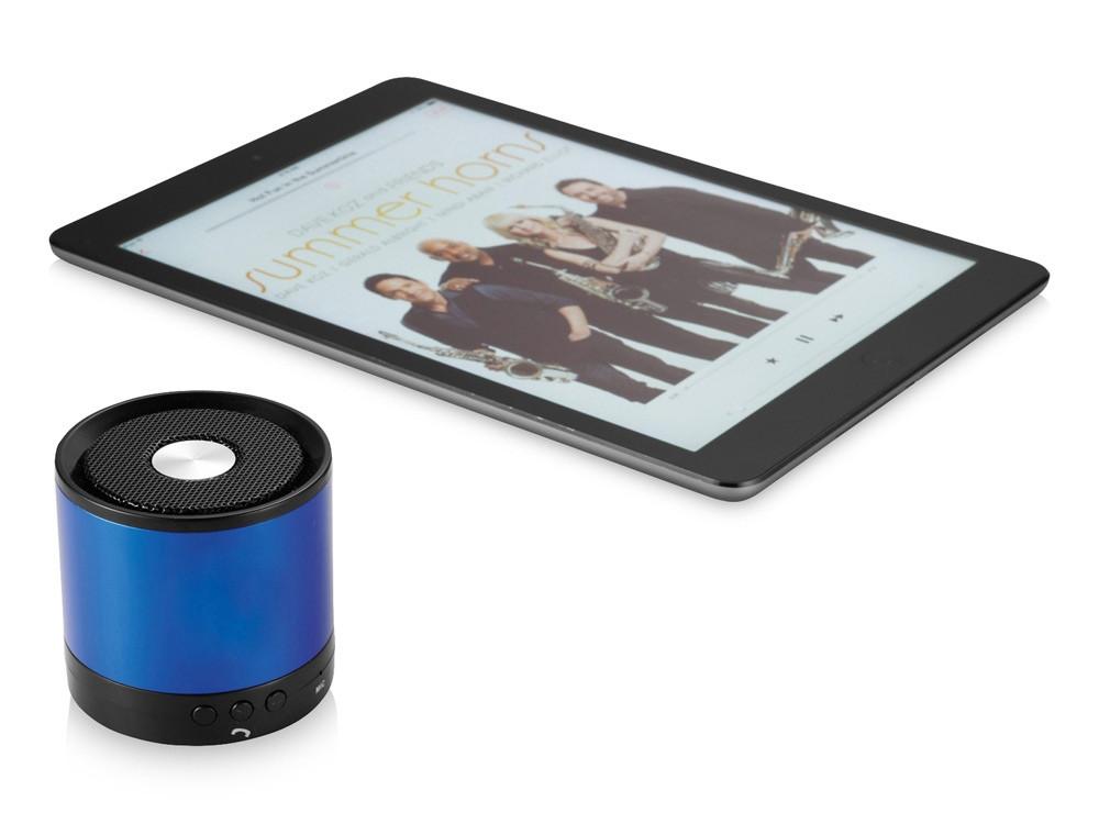 Колонка Greedo с функцией Bluetooth®, ярко-синий - фото 2