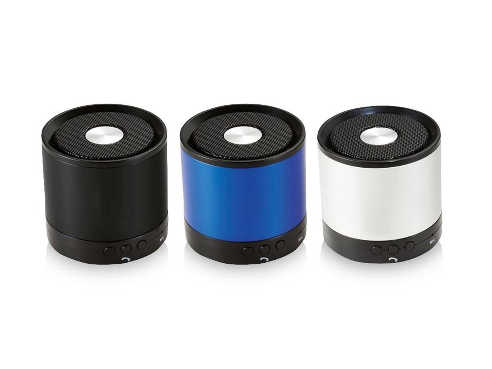 Колонка Greedo с функцией Bluetooth®, ярко-синий - фото 3