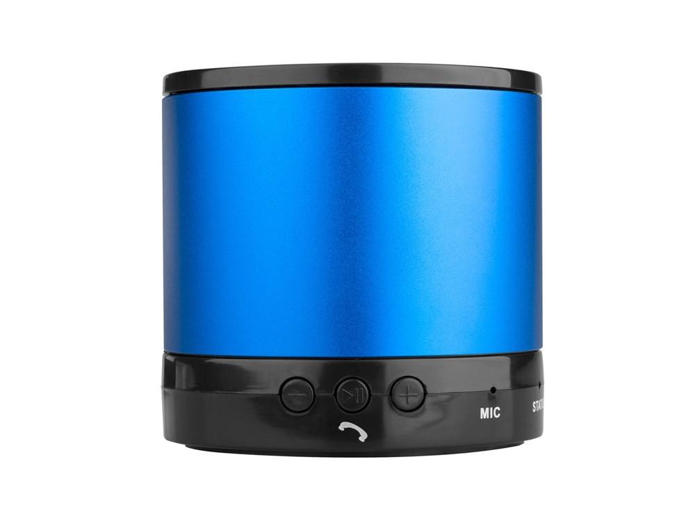 Колонка Greedo с функцией Bluetooth®, ярко-синий - фото 4