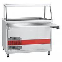 Прилавок холодильный ABAT «Аста» ПВВ(Н)-70КМ-02-НШ