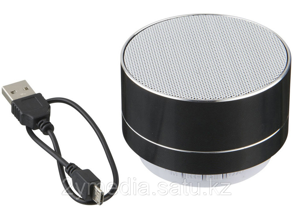 Цилиндрический динамик Bluetooth®, черный - фото 4