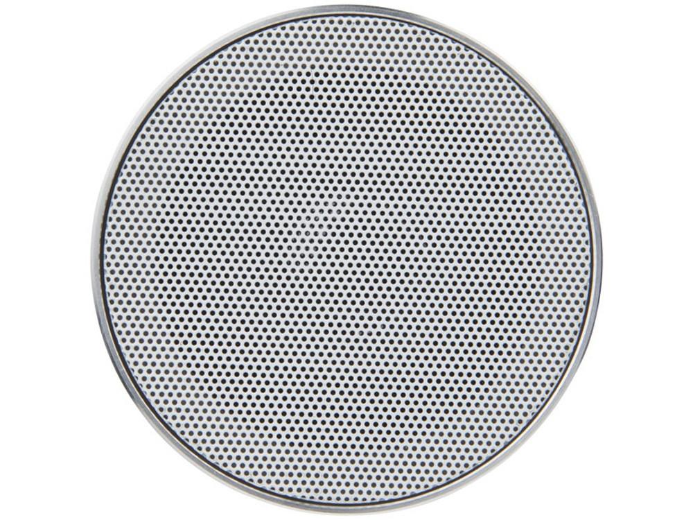 Цилиндрический динамик Bluetooth®, серебристый - фото 5