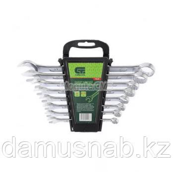 Набор ключей комбинированных, 8-19 мм, 6 шт Сибртех